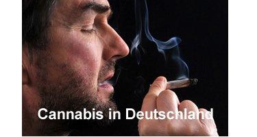 Cannabis Konsum in Deutschland