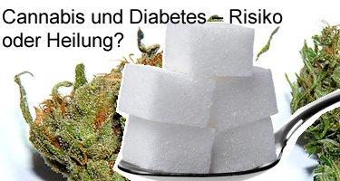Cannabis und Diabetes