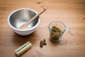 Cannabisbutter