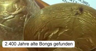 2400 Jahre alte Bong