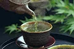 Hanf Tee Aufguss
