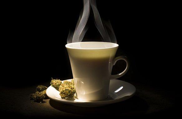 Gut verträglich und energetisierend: Cold Brew & Bulletproof Coffee mit Cannabis Kick