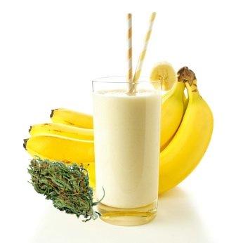 Der Canna-Banana Smoothie – Vitamine und mehr
