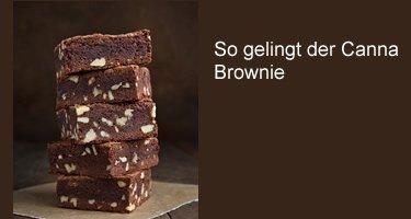 canna brownie selbstgemacht
