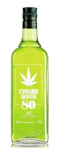 Cannabis Absinth – Die grüne Versuchung