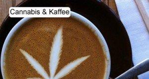 Cannabis und Kaffee