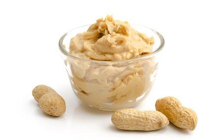 Erdnussbutter-Cookies mit Dope