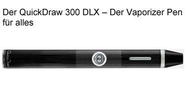 quickdraw vaporizer