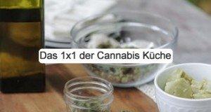 1x1 Cannabis Küche