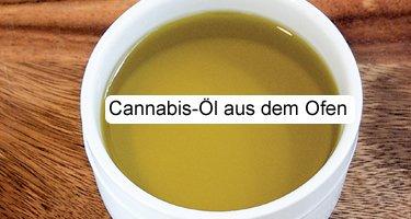Canna-Öl