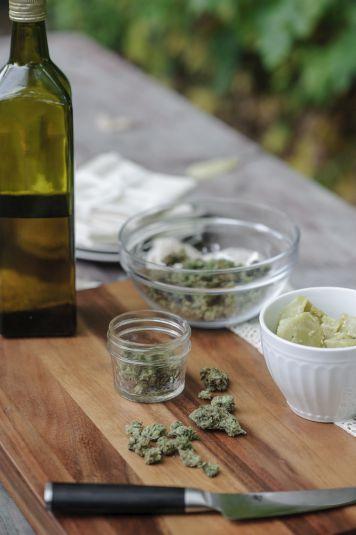 1x1 der Cannabis Küche