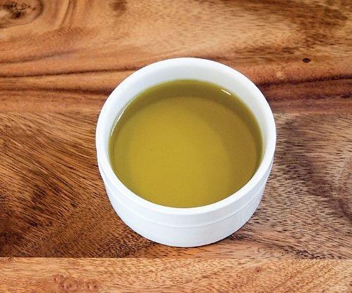 Canna-Öl aus dem Ofen