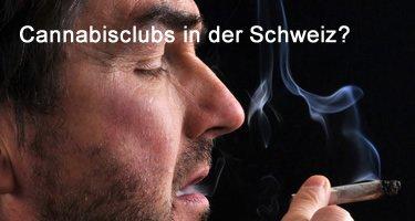 Cannabisclubs in der Schweiz