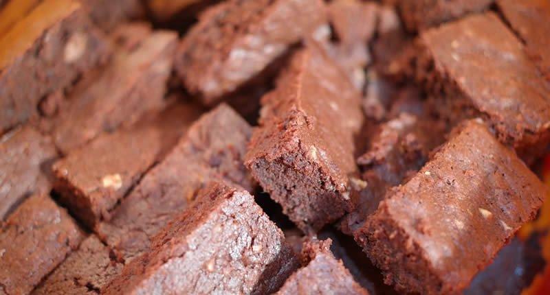 Die einfachsten Canna-Brownies der Welt Cannabis brownie
