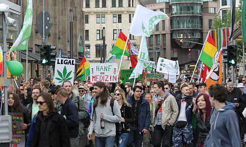Demo Düsseldorf