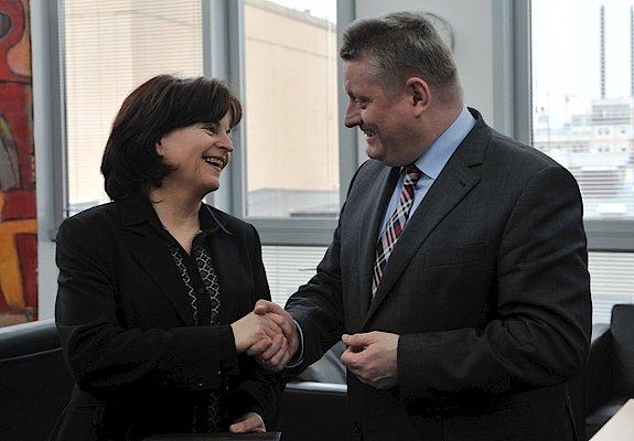 Marlene Mortler Herrmann Gröhe