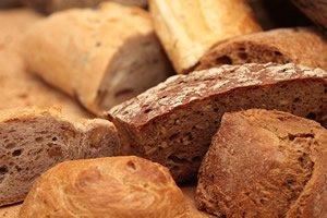 Brot aus Hanf
