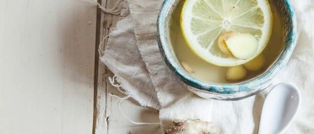Hanf Tee hilft bei Erkrankungen