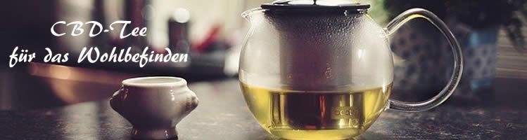 CBD-Tee online kaufen