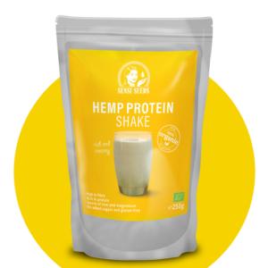 Biologischer Hanf-Protein-Shake (250G)
