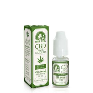 CBD E-Liquid (200 mg)