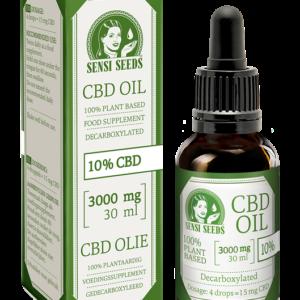 CBD-Öl - 10% - 30ml