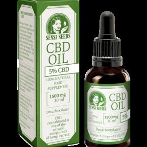CBD-Öl - 5% - 30ml