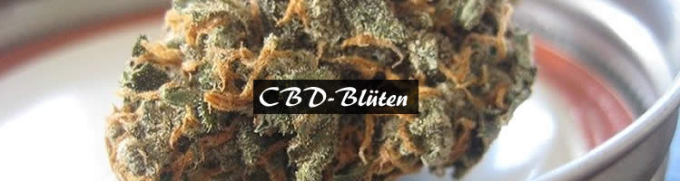 CBD-Blüten