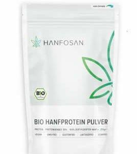 Hanfprotein Hanfosan
