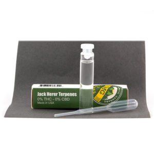 Cannabis CBD Terpene Jack Herer 2ml