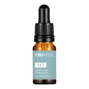 CBD VITAL VET Premium Extrakt 10 30ml